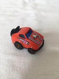 MUSTANG Reg. No. 1007358 Pull Back Let Go Wheelie Toy Car