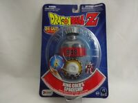 Capsule Corp Dragon Ball Z - King Cold's Spaceship Die Cast Vehicle Figure New