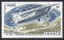 Briefmarken mit Luftfahrt Thema aus Frankreich & Kolonien