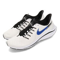 Nike Air Zoom Vomero 14 White Blue Black Men Running Shoes Sneakers AH7857-101