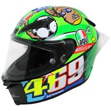 CASCO INTEGRALE AGV PISTA GP R ROSSI MUGELLO 2017 EDITION LIMITED TAGLIA M/S
