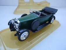 SOLIDO HISPANO SUIZA H6B 1925 COMME NEUF + BLISTER PLASTIQUE