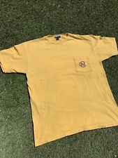 Vintage Nautica Competition Spell Out Graphic T Shirt Size Large Mens