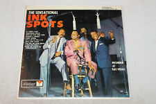 The Sensational Ink Spots, Recorded at Las Vegas LP SEALED, Diplomat DS 2227