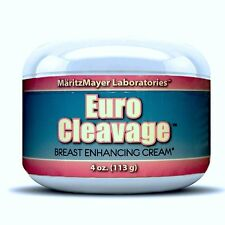 Euro-Cleavage European Breast Enhancing Cream All Skin Types, Women