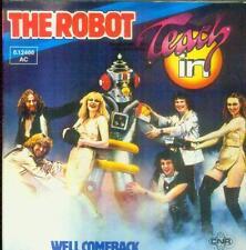 """7"""" Teach In/The Robot (D)"""