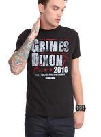 The Walking Dead Grimes Dixon 2016 T-Shirt, Medium