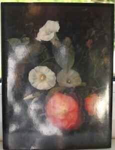 Hans Christian Andersen Flowers Blumenmaler Scandinavian Artists Bern Art 1982