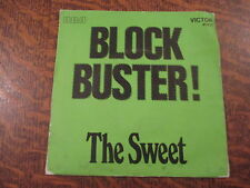 45 tours the sweet block buster !