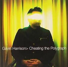 Gavin Harrison Cheating The Polygraph 2015 UK 180g Vinyl LP New/ Porcupine