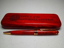 OFFICE OF THE ATTORNEY GENERAL OF TEXAS BALLPOINT PEN AND CASE