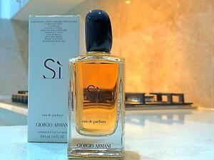 SI Eau De GIORGIO ARMANI 100ml EDP Eau De Parfum Spray Women Perfume