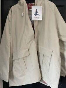 Brand New Jacket- Misty Harbor Mens Rain Coat 1XL.