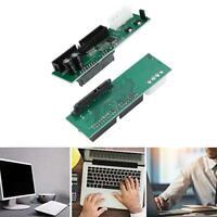 PATA IDE TO SATA Converter Adapter  7+15 Pin 3.5/2.5 SATA HDD DVD Plug&Play