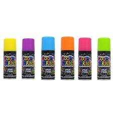 Goofy String Party Spray Streamer 6 Cans Celebration