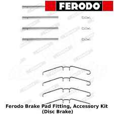 Ferodo Brake Pad Fitting, Accessory Kit (Disc Brake) - FBA523 - OE Quality
