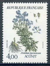 STAMP / TIMBRE FRANCE NEUF N° 2269 ** FLORE ACONITUM
