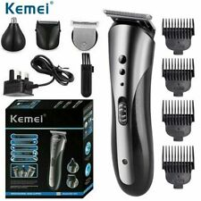 KEMEI Rechargeable Hair Clipper Electric Cordless HEAD Hair Trimmer Beard Shaver