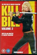 Kill Bill Volume 2 (Quentin Tarantino)  DVD  NEW SEALED
