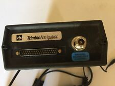 Trimble 22850-10 Pathfinder  E2 8 Channel GPS Receiver WITH Cables SHOWN ONLY