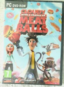 39688 - Cloudy With A Chance Of Meat Balls [NEW / SEALED] - PC (2009) Windows XP