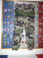 pantalon  de treillis cam  Lègion étrangère Gendarmerie ancien  au choix