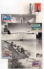 Somalia AFIS, 1957, V fiera della Somalia, Cartoline, FDC