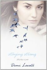 Staying Strong-Demi Lovato