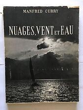NUAGES VENT ET EAU 1950 MANFRED CURRY ILLUSTRE