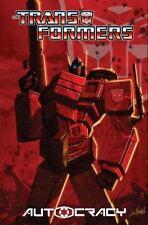 NEW - Transformers: Autocracy by Metzen, Chris; Dille, Flint
