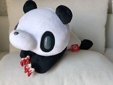 "CHAX Gloomy Bear Panda Tone Plush Doll Black White 17"" Taito CGP-138 Taito TAG"