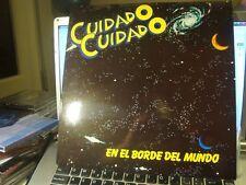 """RAR LP 33"""". CUIDADO CUIDADO. EN EL BORDE DEL MUNDO"""