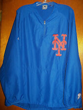 Majestic Authentic Diamond Collection New York Mets CoolBase Baseball Jacket XL