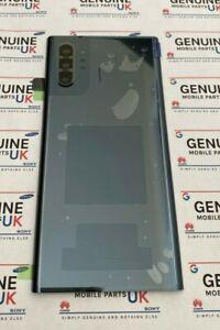 GENUINE SAMSUNG GALAXY NOTE 10+ SM-N975F AURA BLACK BACK COVER GLASS GH82-20588A