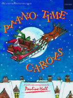 Piano Time Carols, Paperback; Hall, Pauline, 9780193727373, Academic: Music