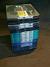 SINGLE MINI DISC - Used blank minidisc, Maxell, TDK, Traxdata, 74 minute