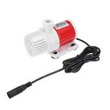 1x(20w 12v DC 1100l/h Submersible Water Pump Marine Controllable Adjustable L5n9