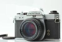 [N.MINT] Pentax KX SLR 35mm Film Camera w/SMC Pentax-M 50mm f1.4 From JAPAN #129
