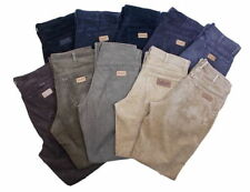 Cotton Coloured High Rise Jeans Men's 36L