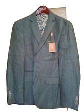 NEW Tallia Mens Green Sport Coat Jacket Blazer Floral Theme Lining 36 R  RRP£310