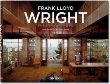 Frank Lloyd Wright HC Bruce Brooks Pfeiffer NEW SEALED Book