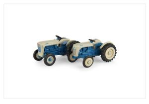 ERTL 1:64 Ford 8N & Jubilee Tractor Die-Cast Replica Set