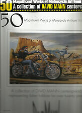 50 MAGNIFICENT WORKS OF MOTORCYCLE ART FROM EASY RIDERS, (A COLLECTION OF DAVID