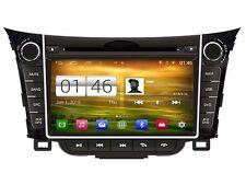 AUTORADIO DVD/GPS/NAVI/BT/DAB+/ANDROID 4.4.4 Player FuR HYUNDAI i30 12-14 M156