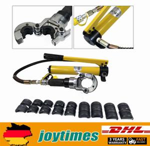 Hydraulische Presszange Hydraulik Crimpzange Radialpresse Kupferrohr Werkzeuge