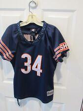 new product 432fd 0e90d Walter Payton Women NFL Jerseys for sale | eBay