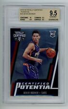 Devin Booker 2015-16 Totally Certified RC #25 BGS 9.5 High Grade with 10 Sub