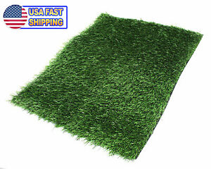 """Synthetic Grass Replacement Pad for Dog Pet X Large Potty Pad 30x20 (28"""" x 18"""")"""