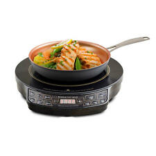 New listing NuWave Precision Induction Cooktop Gold with 10.5 Inch Ceramic Fry Pan 30242 New