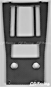 Aston Martin V8 V12 DB9 Vantage Center Console - 100% Carbon Fiber Matte